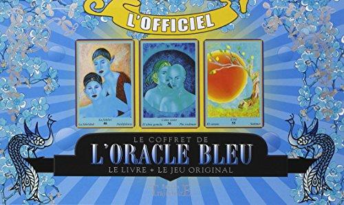 Le coffret de l'oracle bleu por Sylvie Breysse