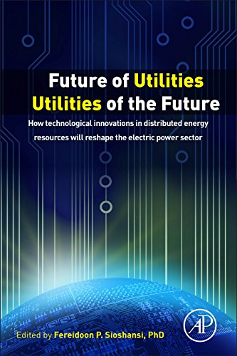 Future of Utilities - Utilities of the Future: How Technological Innovations in Distributed Energy Resources Will Reshape the Electric Power Sector (English Edition) (Texas Tech Elektrotechnik)