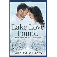 Lake Love Found: A Contemporary Romance Novella (Large Print Edition)