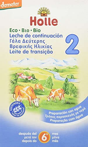 Holle - Leche Holle 2 600 gr 6m+