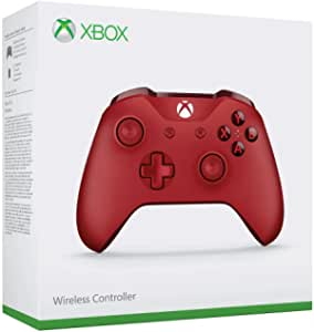 Microsoft Official Xbox Wireless Red Controller