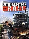 La brigade du rail, Tome 4 - L'inconnue du Paris-Marseille