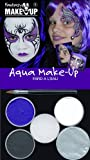 Kreul 37087 - Fantasy Aqua Make Up Picture Pack Zauberhexe / Spinne