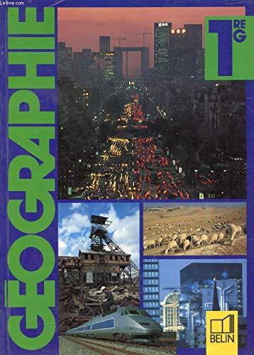 Géographie 1re G