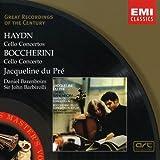 Great Recordings Of The Century - Haydn / Boccherini (Violoncellokonzerte)
