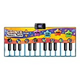 Global Gizmos 52490 Giant Keyboard Play Mat Record and Playback Function