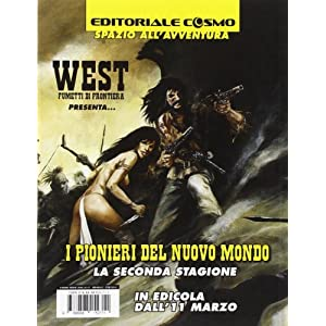 La vendetta del gringo. I guerriglieri: 1 (West)