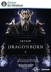 The Elder Scrolls V: Skyrim - Dragonborn (Add-On) [AT-PEGI]