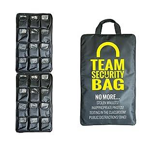 Team Security Bag – Aufbewahrungstasche für Wertsachen
