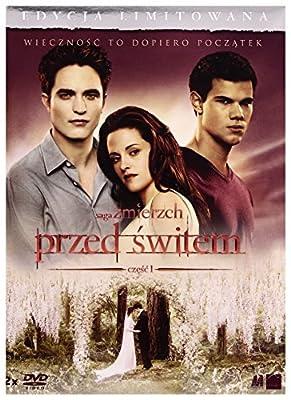 The Twilight Saga: Breaking Dawn - Part 1 [2DVD] [Region 2] (English audio) by Kristen Stewart