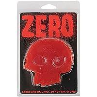 Zero ZEWAX002 - Cera para Skateboards, Color Rojo