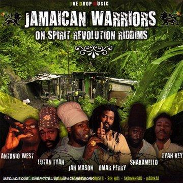 On Spirit Revolution Riddims ()