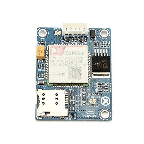MYAMIA Sim808 Modulo Gps Gprs Gsm Quad Band Scheda Di Sviluppo Per Arduino