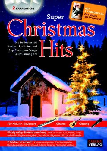 Super Christmas Hits (mit 2 CDs): Die beliebtesten Weihnachtslieder und Pop Christmas Songs - beliebtesten Artikel