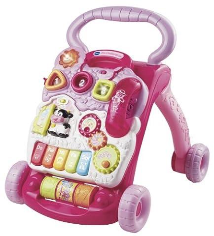 Telephone Vtech - Vtech 61775 Super Trotteur Parlant 2 En