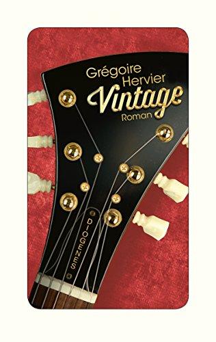 Buchseite und Rezensionen zu 'Vintage' von Grégoire Hervier