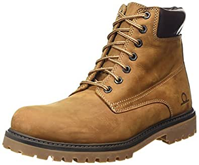 Chatham Men's Maguire Leather Walking Boots - Brown (Tan), 7 UK (41 EU)