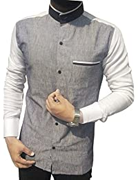 Casual Shirts For Men,cotton Trendy Shirt,full Sleeves Slim Fit,use It Feel It Love It.