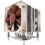 Noctua NH-U9DX i4 Procesador Enfriador - Ventilador de PC (Procesador, Enfriador, 9,2 cm, LGA 1356 (Socket B2),LGA 2011 (Socket R), 300 RPM, 1600 RPM)