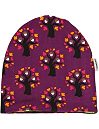 Maxomorra Hat Velour OAK TREE
