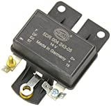 HELLA 5DR 004 243-051 Regulador del alternador, Tensión nominal: 12V