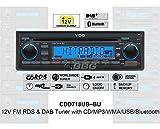 VDO CDD718UB-BU - CD