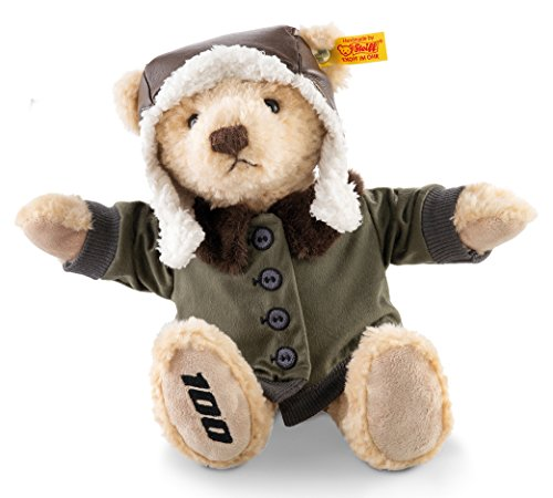 steiff-28cm-beige-william-e-plush-teddy-bear-683022