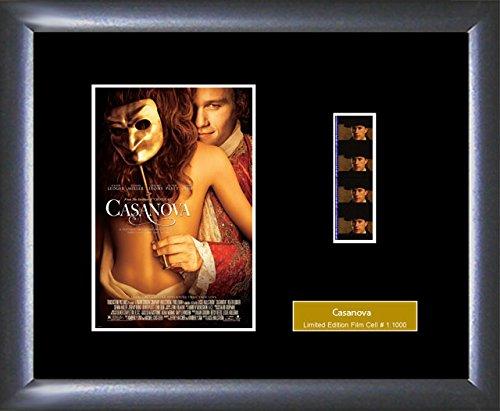 Casanova - Film Zelle mit einzelnen Filmstreifen