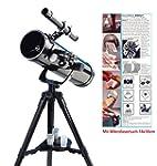 Spiegelteleskop Reflektorteleskop 500...