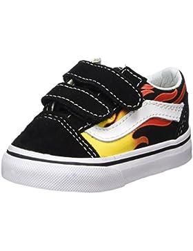 Vans Unisex-Kinder Old Skool V Suede Sneaker