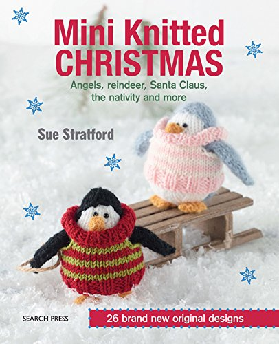 Mini Knitted Christmas Cover Image