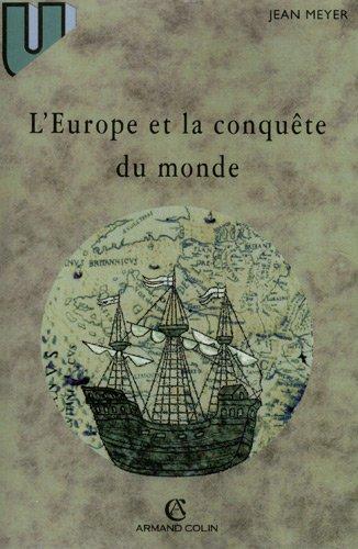 L Europe et la conquête du monde. 3ed Np