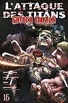 L'Attaque des Titans - Before the Fall Edition simple Tome 16