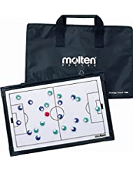 molten Tacticboard Football - 30,5 x 45 cm including carry bag, magnets and pens by bfp