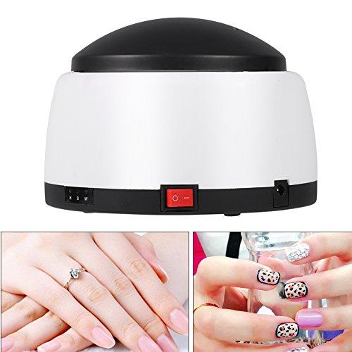 Eliminador de esmalte de uñas eléctrica