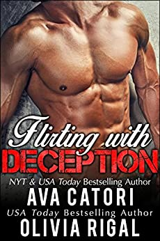 Flirting with Deception: A stand alone BBW contemporary romance (Flirting with Curves Book 2) by [Catori, Ava, Rigal, Olivia]