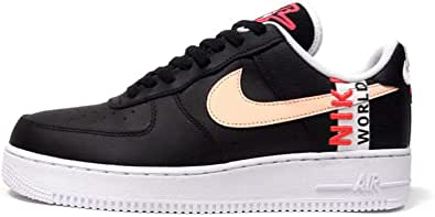 Nike Get ready to shine Air Force 1'07 LVB WWW.Take the Classic AF1 Design to the next level with the Premium Leather Upper and Iridescent Swoosh