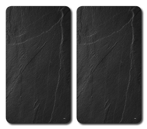 kesper-3652313-taglieri-di-vetro-2-pezzi-motivo-ardesia-dimensioni-52-x-30-x-12-cm