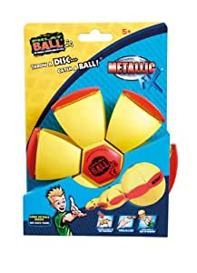 Phlat Ball Metallic - Ballon Frisbee - 13 cm - Modèle Aléatoire