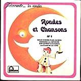 Livre-disque Rondes et Chansons n° 1