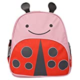 Red lady bug shaped school bags (Red)