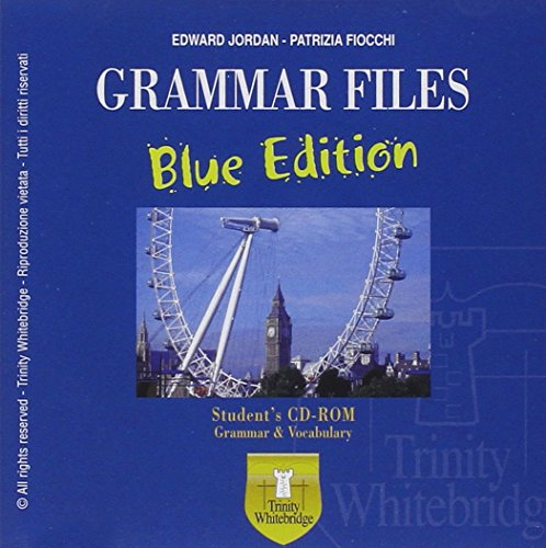 Grammar files. With vocabulary. Per le Scuole superiori. Con CD-ROM