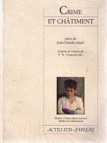 Crime et chtiment by Jean-Claude Amyl (1999-03-25)