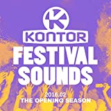 Kontor Festival Sounds 2016.02 - The Opening Season