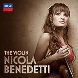 Songtexte von Nicola Benedetti - The Violin