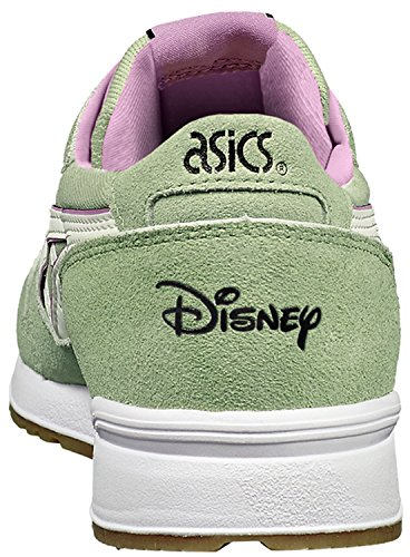Asics Tiger Gel Lyte W chaussures vert violet