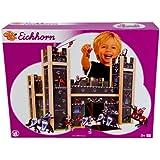 Simba Eichhorn 100002520 - Castillo de madera (12 piezas, 51 x 40 x 40 cm) [importado de Alemania]
