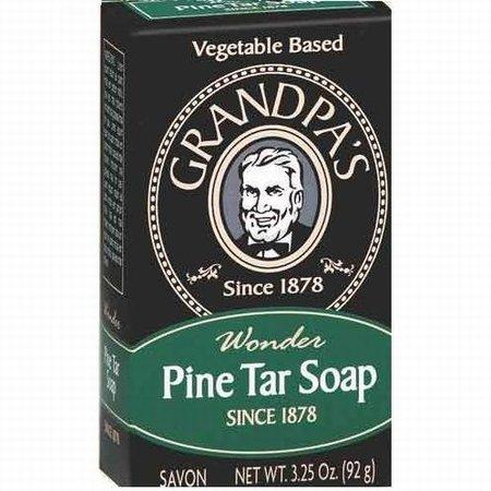 Grandpa's Pine Tar Soap 92 g