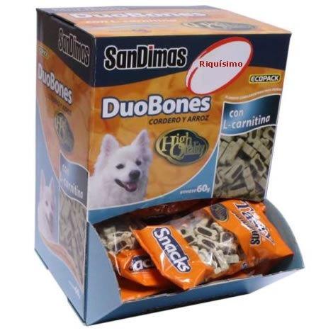 San Dimas Tasty Expositor Duo Bones 40x60g