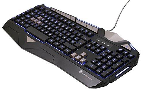 ThunderX3 TK25- Teclado gaming membrana- Personalización